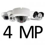 4 MP камеры