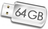 Флеш накопители 64 GB