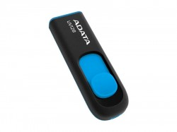 ADATA 16GB UV128 USB 3.1 Black-Blue