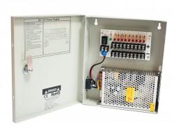 Блок питания Sigma SP-C121001 12V 10A 9 каналов