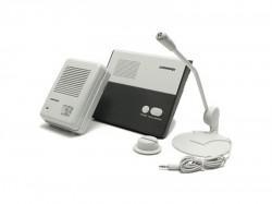 Переговорное устройство COMMAX HF-8CM + HF-4D клиент-кассир