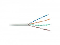 UTP кабель SIGMA CAT-5E 2x4x0,5mm CCA внутренний