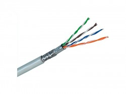 SFTP кабель SIGMA CAT-5E 2x4x0,5mm медный внутренний