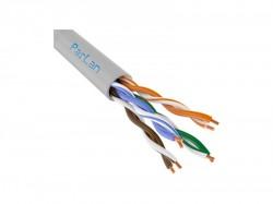 UTP кабель Саратов CAT-5E 4х2х0.52 внутренний серый
