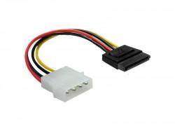 Шлейф питания 4 pin на SATA для DVR/NVR