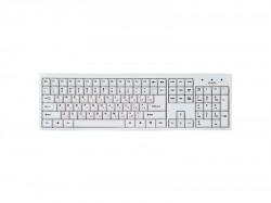 Клавиатура SVEN Standard 303 белая
