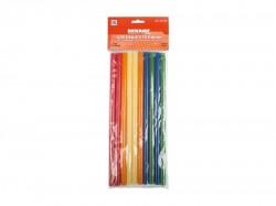 Клеевые стержни REXANT d11.3mm, L270mm цветные (10шт.) 09-1210