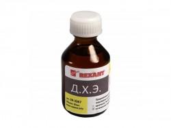 Клей для пластмассы REXANT Дихлорэтан 30 мл 09-3967