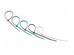 Стяжка нейлоновая REXANT 200х3,6мм, цветная 07-0208-25