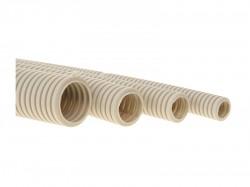 Труба гофрированная REXANT из ПВХ с зондом d=25 мм 10 м 28-0025