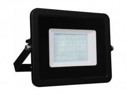 Прожектор светодиодный REXANT тонкий 50Вт белый 601-332