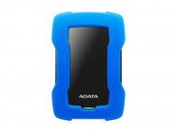 External HDD ADATA 1TB HD330 USB 3.2 Gen1 Blue