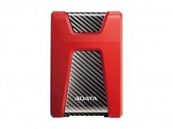 External HDD ADATA 2TB HD650 USB 3.2 Gen1 Red