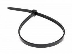 Стяжка нейлоновая REXANT под винт 200х3,6мм, черная 07-0201