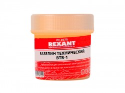 Вазелин технический REXANT BTB-1 20мл 09-3970