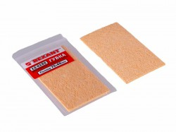 Губка для очистки паяльного жала REXANT 70x40мм 12-0192