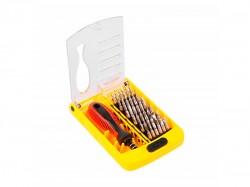 Набор отверток для точечных работ REXANT 37 предметов 12-4702