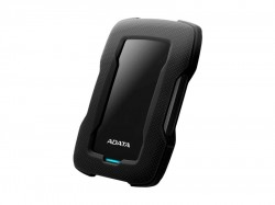 External HDD ADATA 4TB HD330 USB 3.1 Black