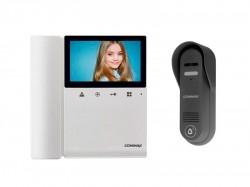 COMMAX CDV-43KM+панель DRC-4CPN3 Silver