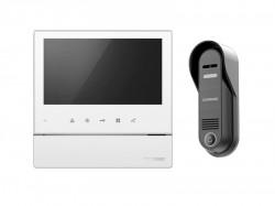 COMMAX CDV-70H White+DRC-4CPN3 Silver
