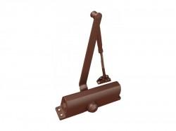 ALARMICO ALDC-150B для дверей до 150кг, коричневый