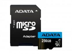 micro SDXC Card ADATA 256GB UHS-I Class10