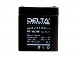 Аккумулятор Delta DT 12045 12В 4.5А*ч