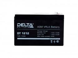 Аккумулятор Delta DT 1212 12В 12А*ч