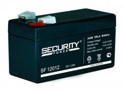 Аккумулятор Security Force SF 12012 12В 1.2А*ч