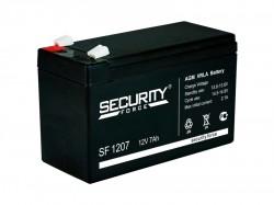 Аккумулятор Security Force SF1207 12V 7Ah