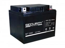 Аккумулятор Security Force SF 1240 12В 40А*ч