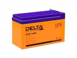 Аккумулятор Delta DTM 1209 12В 9А*ч