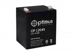 Аккумулятор Optimus OP12045