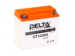 Аккумулятор Delta СТ 12201