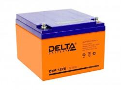 Аккумулятор Delta DTM1226