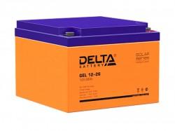 Delta GEL12-26