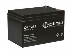 Аккумулятор Delta OP12-12