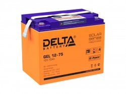Delta GEL12-75