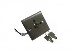 Переключатель метал. с ключами ABK-803