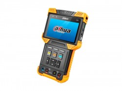 Тестер для контроля и настройки видеокамер Dahua DH-PFM900-E (IP/HDCVI/TVI/AHD/CVBS)