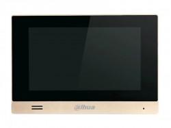 IP видеодомофон Dahua DHI-VTH1550CHM монитор, бронза