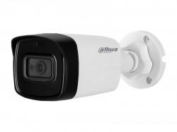 HDCVI камера Dahua DH-HAC-HFW1200TLP-A-0280B-S4 2.8mm (2MP/1080p/2.8mm/IR 80m/Audio)