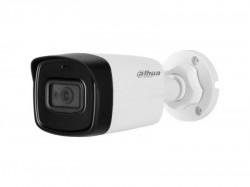HDCVI камера Dahua DH-HAC-HFW1500TLP-A (5MP/2.8mm/0,02Lux/IR 80m, Audio)