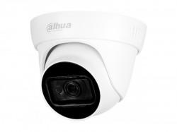 HDCVI камера Dahua DH-HAC-HDW1400TLP-A-S2 metal+plastic (2.8mm/4MP/SmartIR 30m, audio)