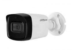 HDCVI камера Dahua DH-HAC-HFW1801TLP-0280B metal+plastic (8MP/4K/2.8mm/WDR120dB/IR80m/IP67)