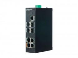 Коммутатор сетевой Dahua DH-PFS3409-4GT-96 5Port LAN GB, 4xSFP