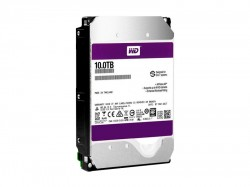 HDD WD 10TB WD101EVRX Purple Surveillance