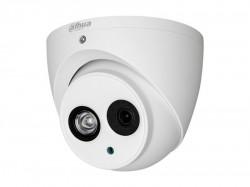 HDCVI камера Dahua DH-HAC-HDW1400EMP-A-POC-0280B metal (4MP/2.8mm/IR50m, audio, POC)