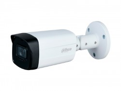 HDCVI камера Dahua DH-HAC-HFW1400THP-I4-0280B-S2  metal+plastic (4MP, 2,8mm, Smart IR40m, IP67)