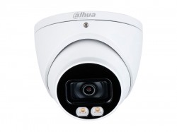 HDCVI камера Dahua DH-HAC-HDW1239TP-A-LED-0360B Full-color Starlight(2,16MP/1080p/3,6mm/LED40m, audio, metal, IP67)